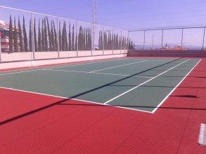 Κατασκευή γηπέδου τέννις