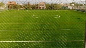 Κατασκευή αθλητικών εγκαταστάσεων ποδοσφαίρου