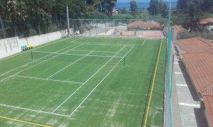 Κατασκευή γηπέδου τένις-Αντισφαίρισης