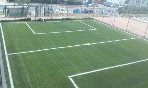 Ελαστικός τάπητας ποδοσφαίρου