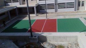 Ελαστικός τάπητας Τένις
