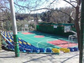 Κατασκευή γηπέδου Μπάσκετ