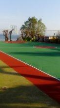 Ανακατασκευή γηπέδου μπάσκετ