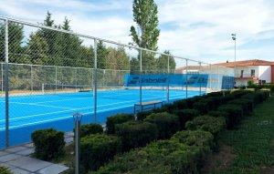 Γήπεδο τένις με ακρυλικό