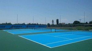 5 γήπεδα τένις ακρυλικού