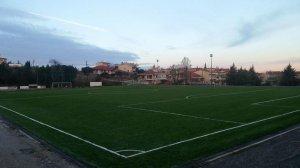 Κατασκευή γηπέδου ποδοσφαίρου με συνθετικό χλοοτάπητα για τον AO.KAΡΔΙΑΣ