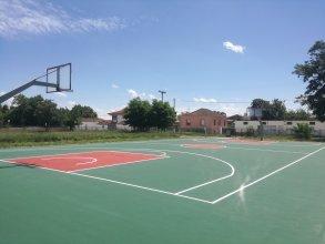 Κατασκευή γηπέδου Μπάσκετ με ελαστικό τάπητα