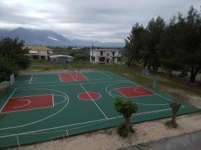 Κατασκευή γηπέδου Μπάσκετ προδιαγραφών (ITF)