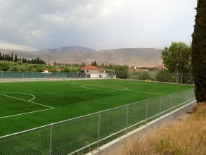 Κατασκευή γηπέδου ποδοσφαίρου
