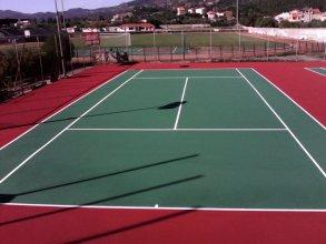 Ελαστικός τάπητας γηπέδου τέννις