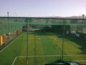 Κατασκευή γηπέδου ποδοσφαίρου (5Χ5)