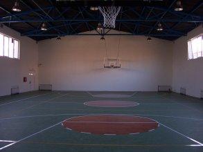 Κλειστό γήπεδο μπάσκετ