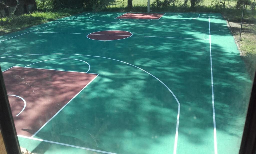 Κατασκευή γηπέδου μπάσκετ στα Ιωάννινα