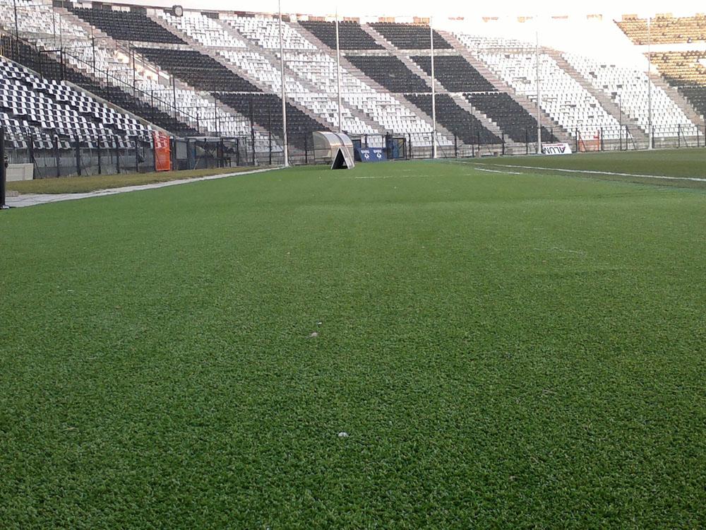 Κατασκευή συνθετικού χλοοτάπητα στο γήπεδο Τούμπας - ΠΑΕ ΠΑΟΚ